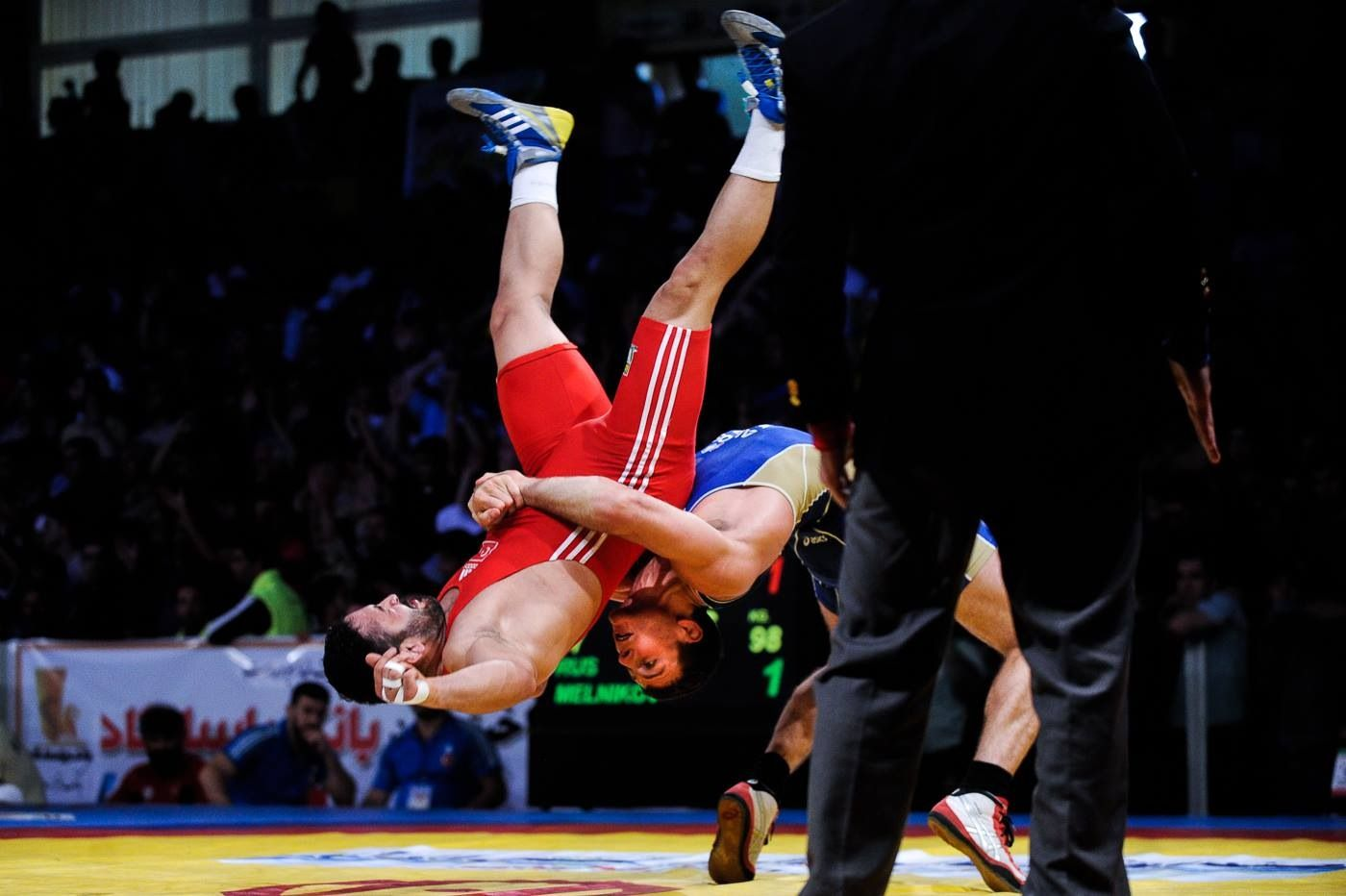 1c2e70dd7a1 La gestión psicológica y la toma de decisiones en deportes de lucha.